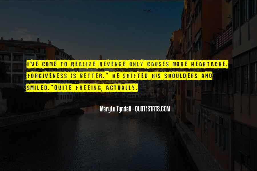 Tyndall Quotes #625067