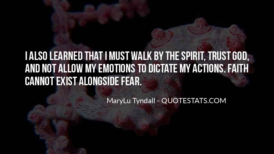 Tyndall Quotes #955772