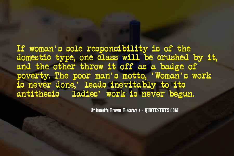 Type Of Woman Quotes #1649092