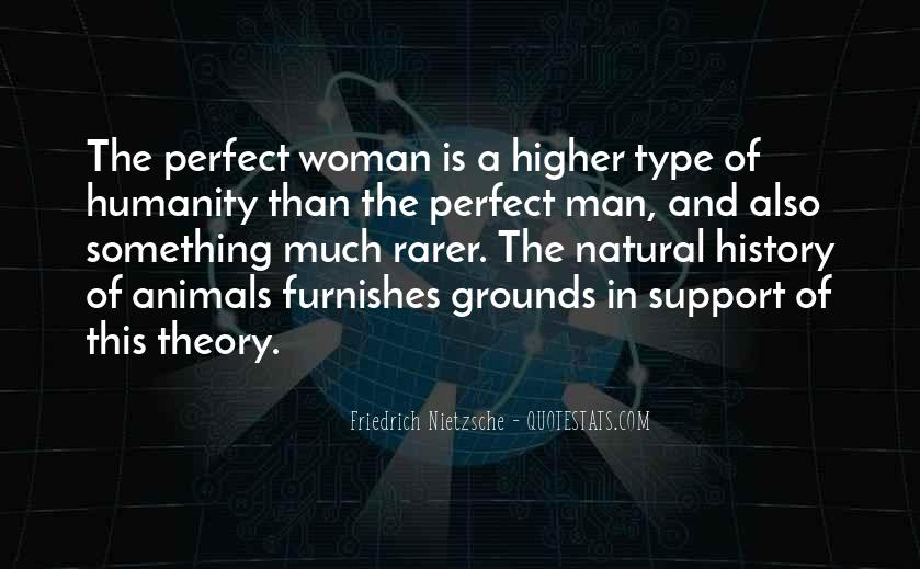 Type Of Woman Quotes #389767