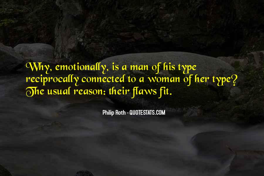 Type Of Woman Quotes #640940