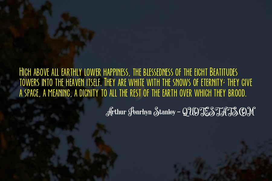 Quotes About Bible Earthly Things #1549363