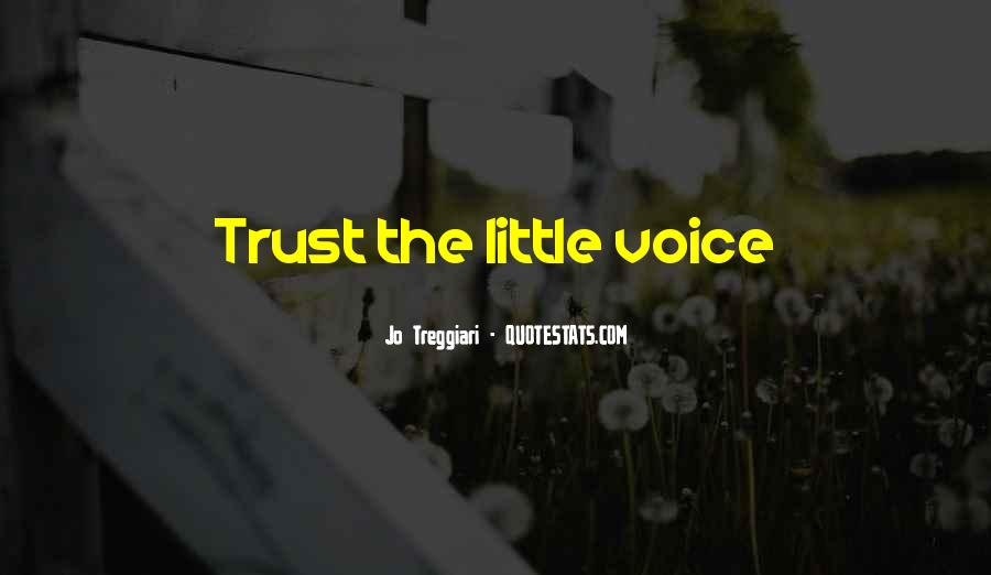 U Can't Trust Anyone Quotes #13829