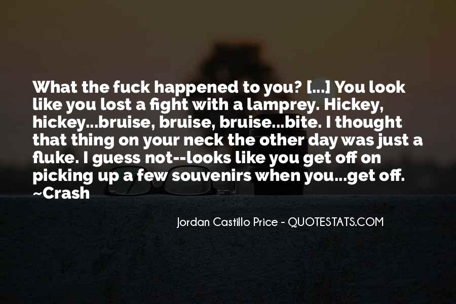U Cant Be Like Me Quotes #46