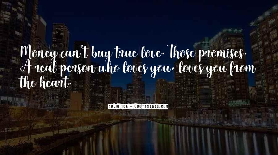 U Cant Buy Love Quotes #98447