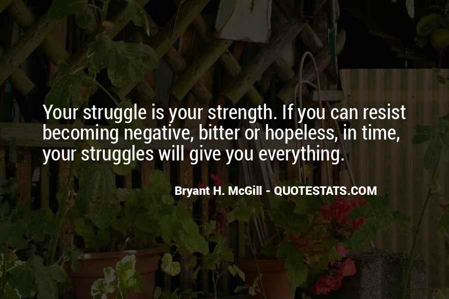 U Give Me Strength Quotes #161225