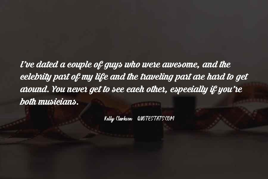 U Guys Are Awesome Quotes #1829122