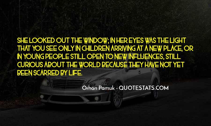 U Light Up My World Quotes #26796