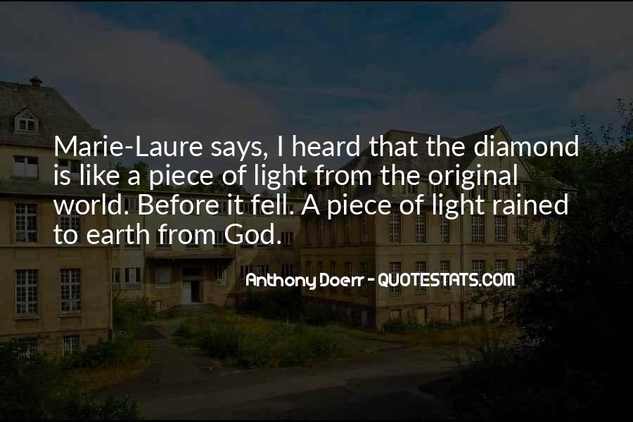 U Light Up My World Quotes #36931