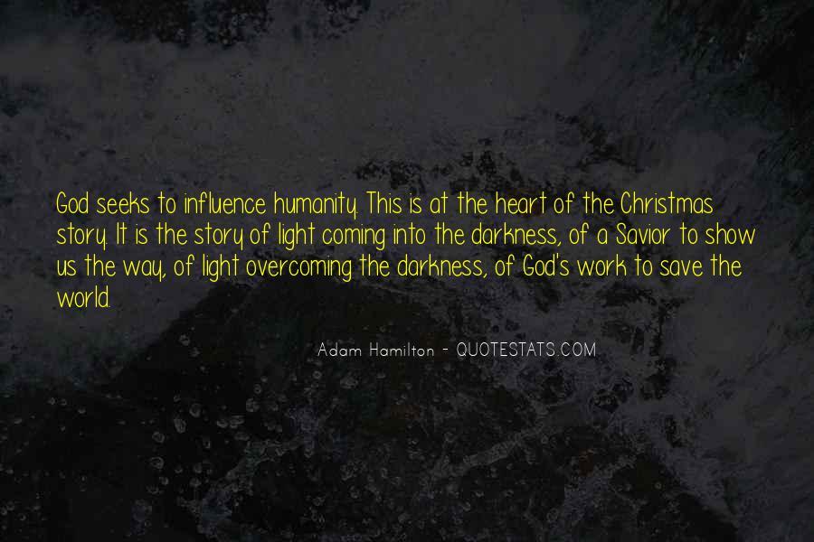 U Light Up My World Quotes #40726