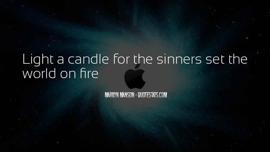 U Light Up My World Quotes #45647