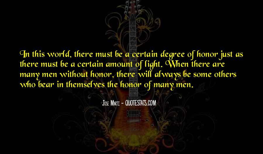 U Light Up My World Quotes #8976