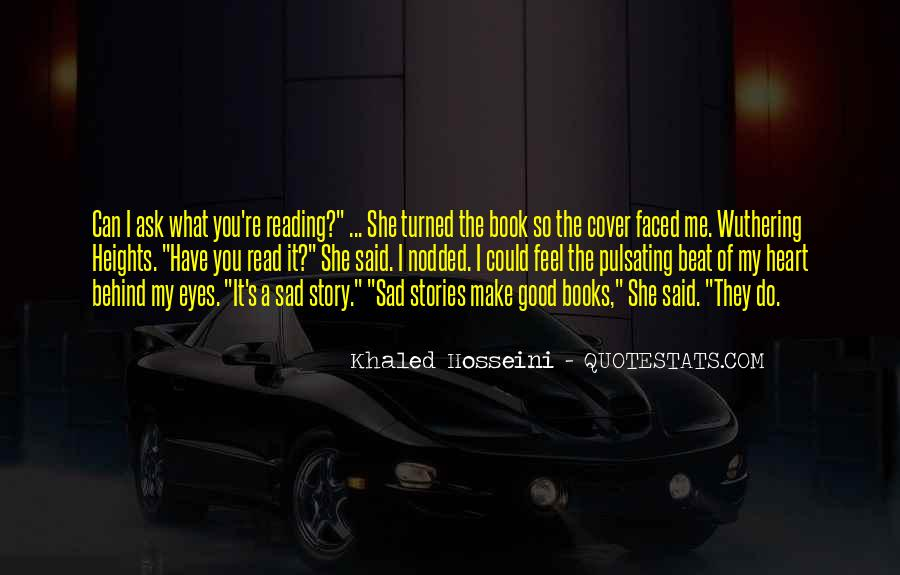 U Make Me Sad Quotes #2072