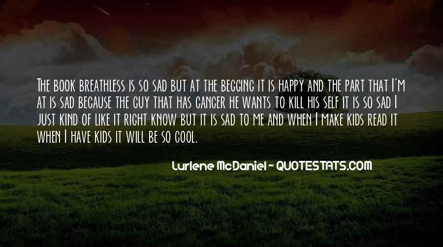 U Make Me Sad Quotes #35771