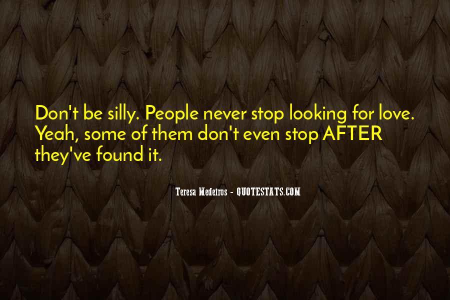 U Never Love Me Quotes #1267