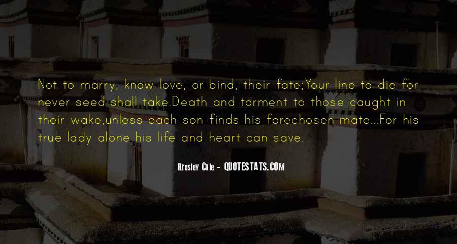 U Never Love Me Quotes #3097