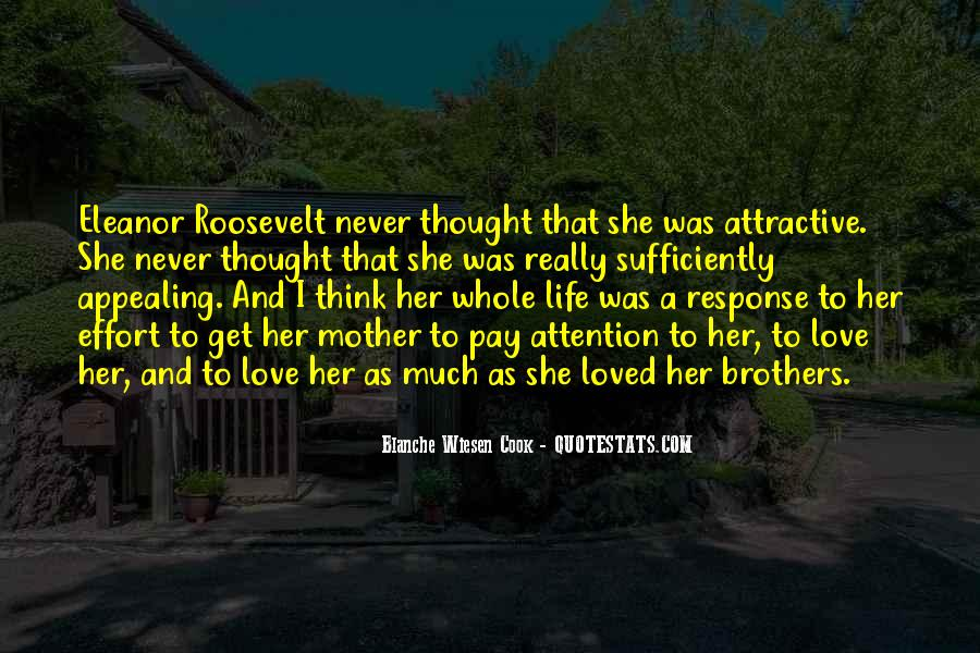 U Never Love Me Quotes #4225