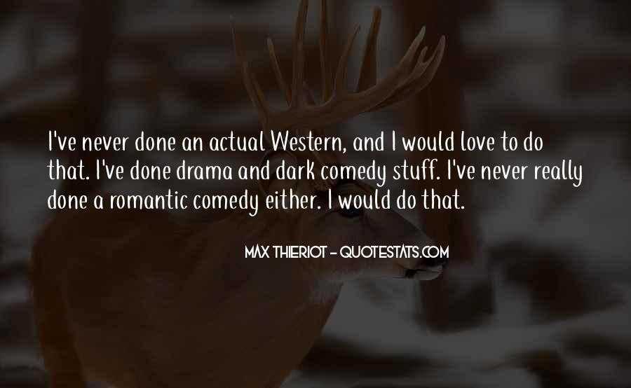 U Never Love Me Quotes #6178