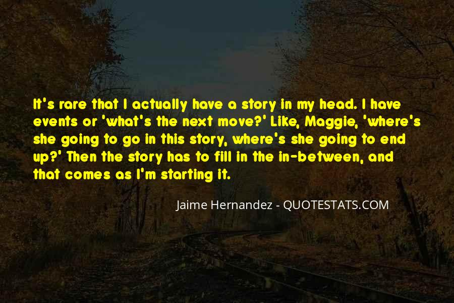 Quotes About Rare Events #15265