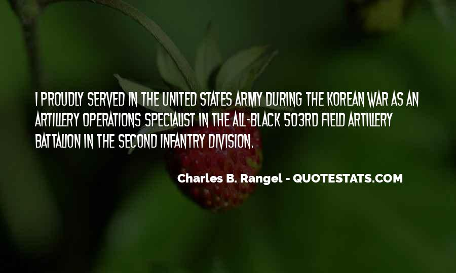 U.s. Army Infantry Quotes #1200886
