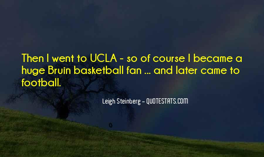 Ucla Basketball Quotes #1347258