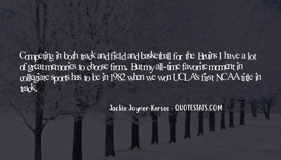 Ucla Basketball Quotes #714565
