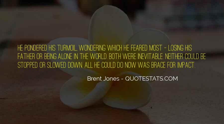 Quotes About Relationships In Turmoil #1559439