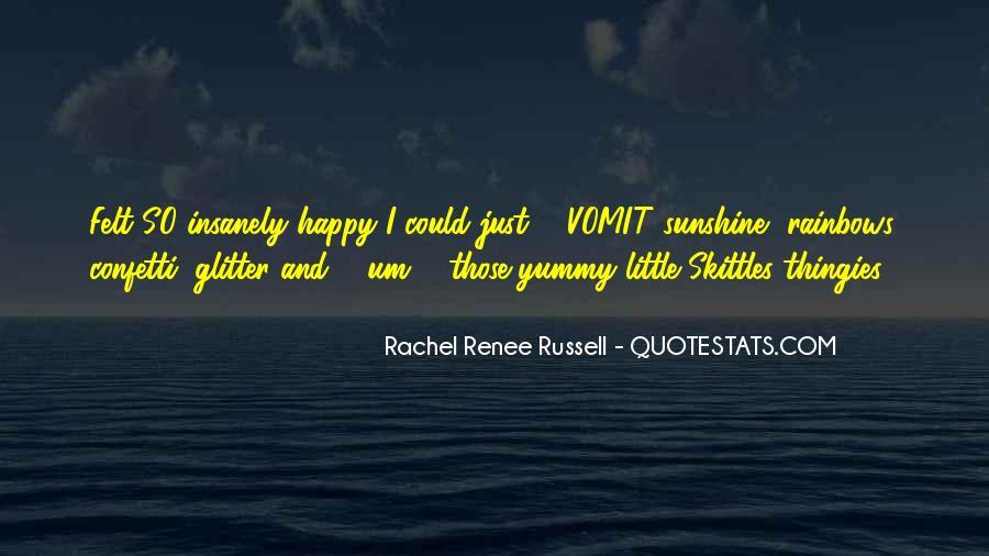 Um Happy Quotes #320462