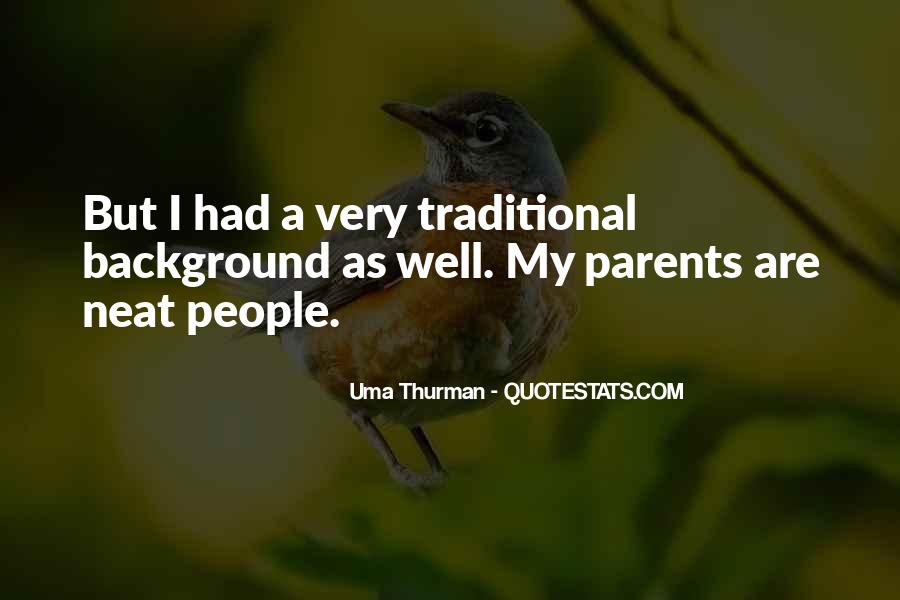 Uma Thurman Best Quotes #178203