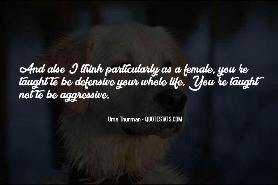 Uma Thurman Best Quotes #287943