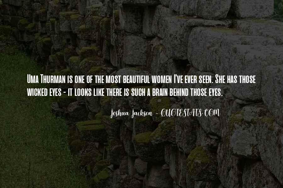 Uma Thurman Best Quotes #346253