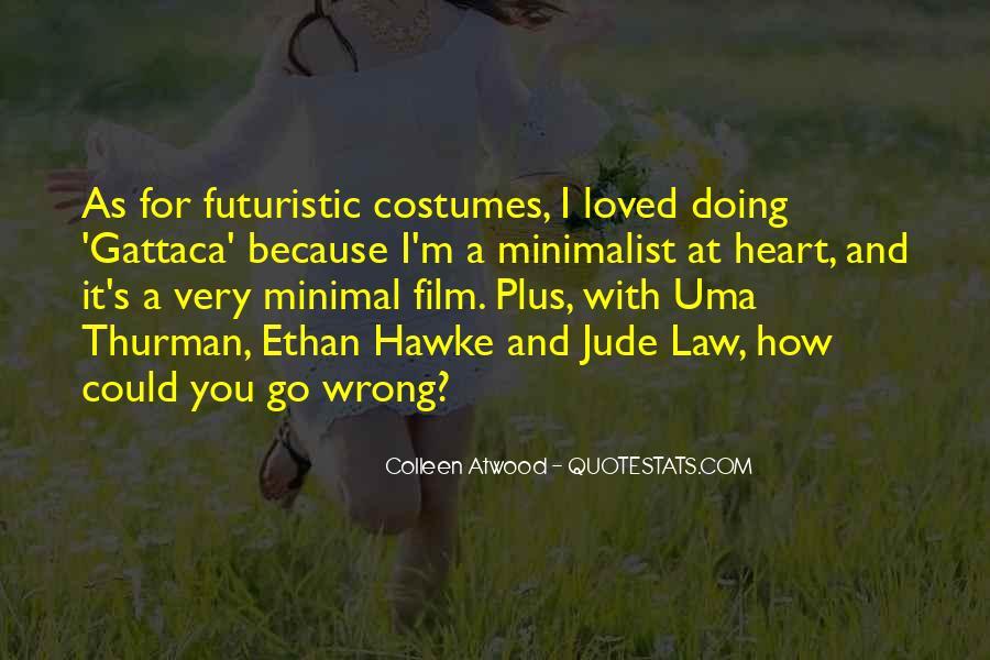 Uma Thurman Best Quotes #366798
