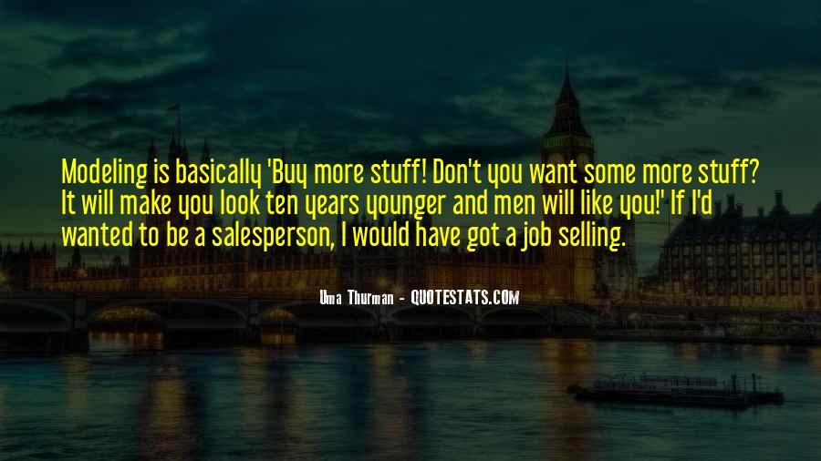 Uma Thurman Best Quotes #492550