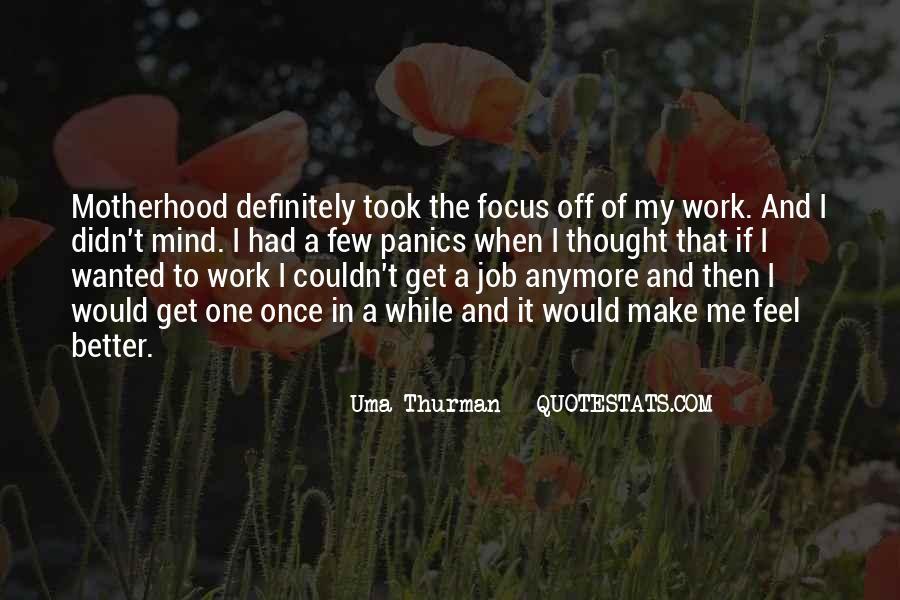 Uma Thurman Best Quotes #530899