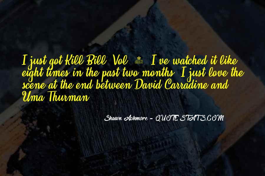 Uma Thurman Best Quotes #553576