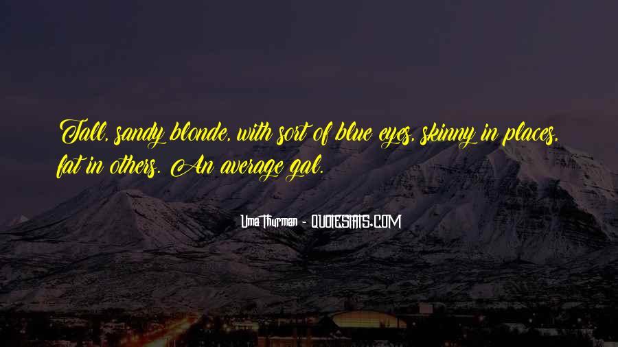 Uma Thurman Best Quotes #561286
