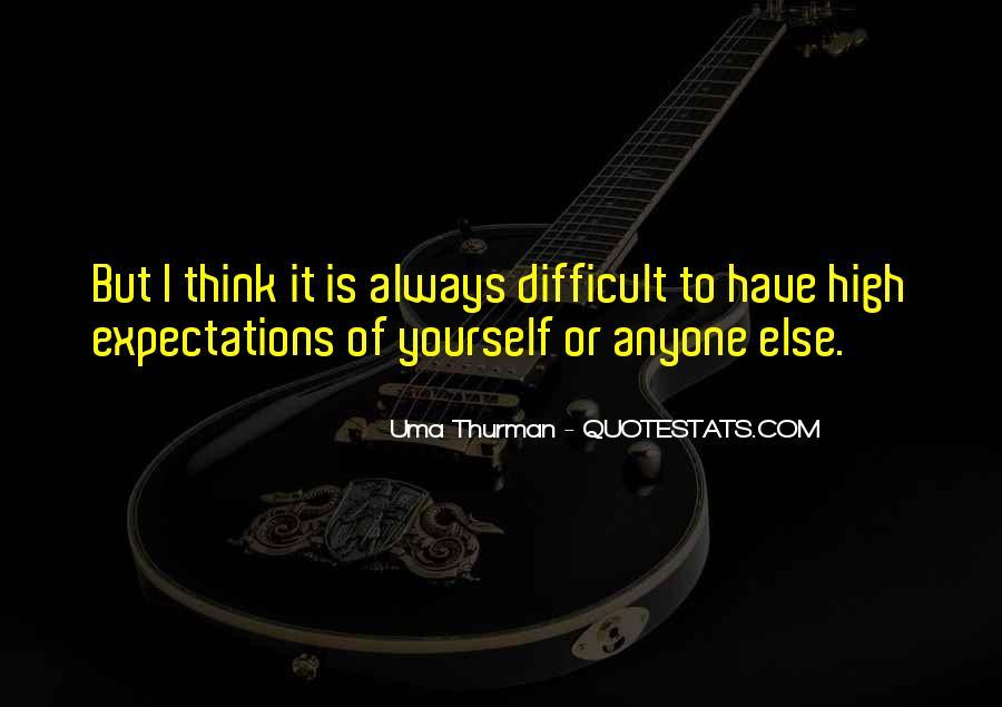 Uma Thurman Best Quotes #63344