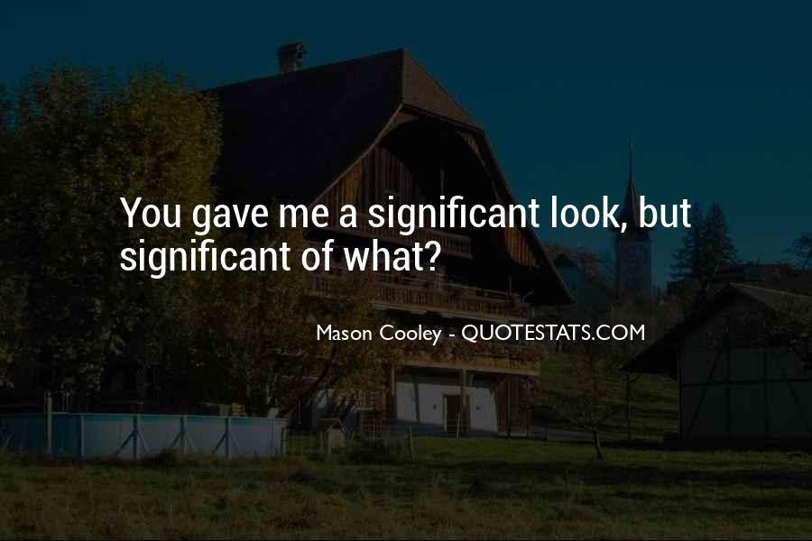 Un Ete Brulant Quotes #1616159
