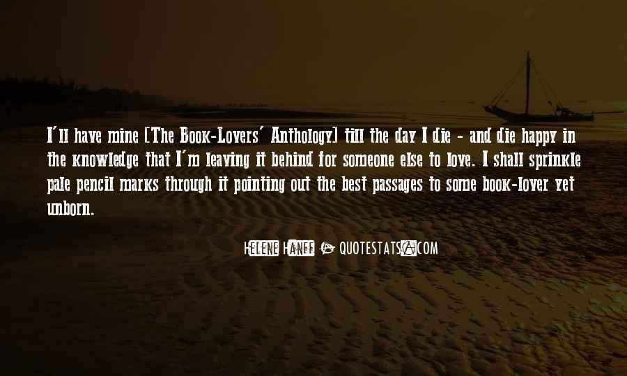 Unborn Love Quotes #1405240