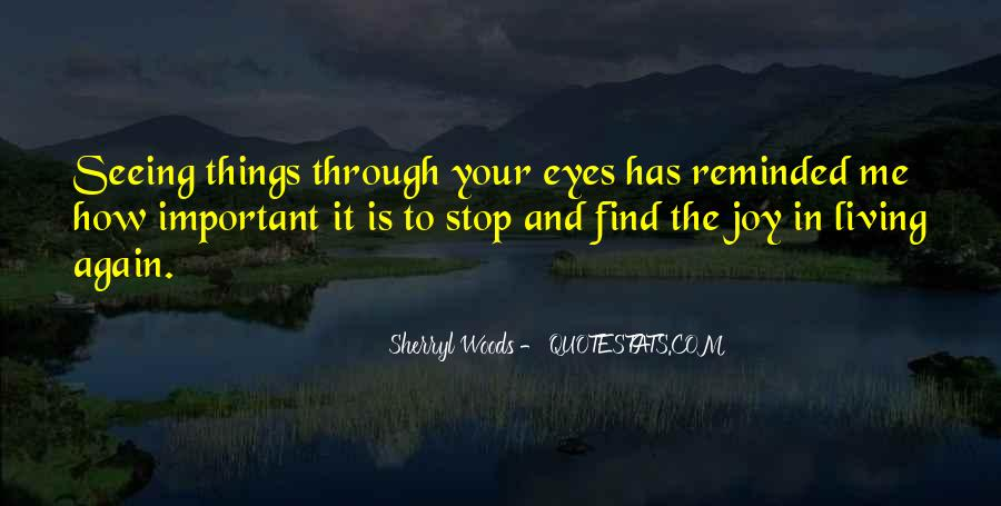 Quotes About Seeing Things Through Others Eyes #682985