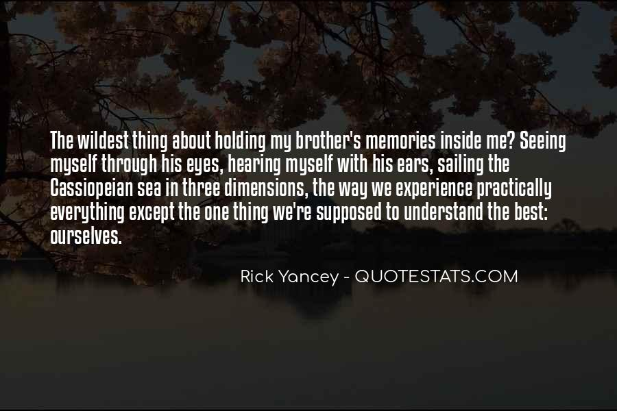Quotes About Seeing Things Through Others Eyes #691532