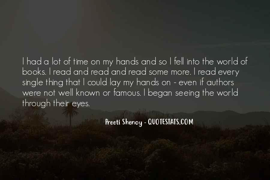 Quotes About Seeing Things Through Others Eyes #698240