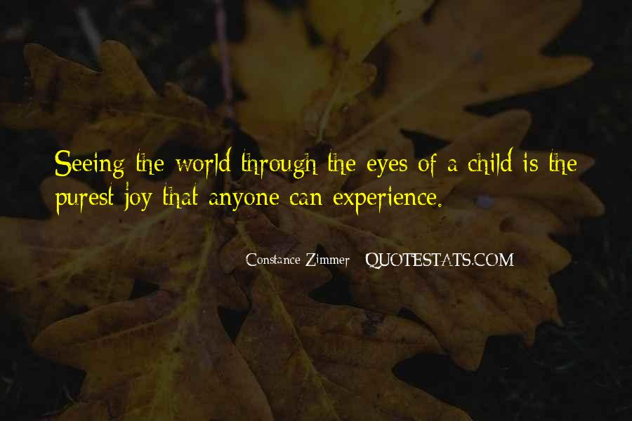 Quotes About Seeing Things Through Others Eyes #892819