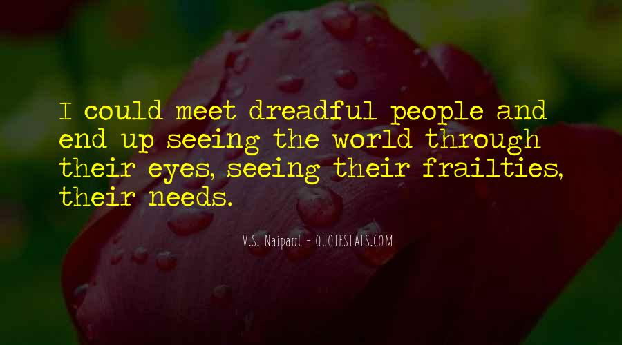 Quotes About Seeing Things Through Others Eyes #908507