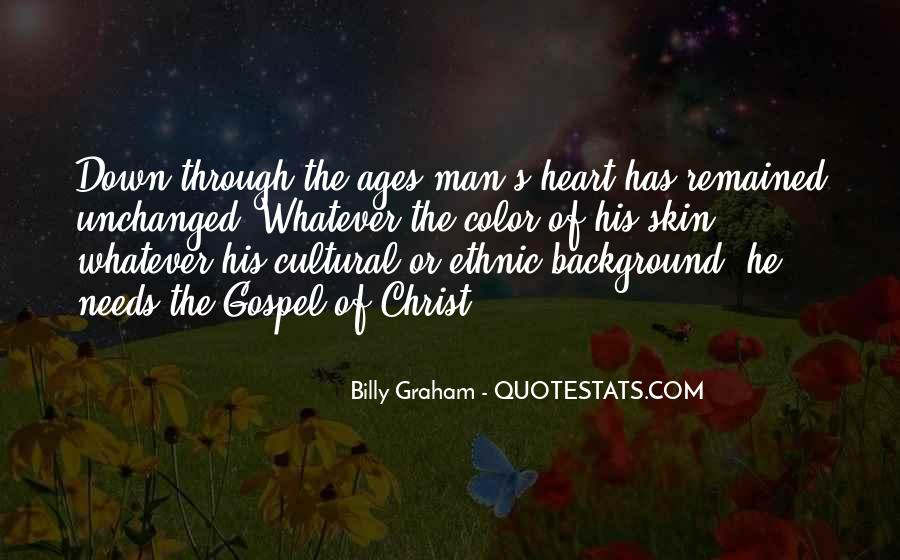 Unchanged Man Quotes #110996