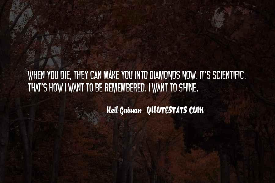 Quotes About Diamonds #11846