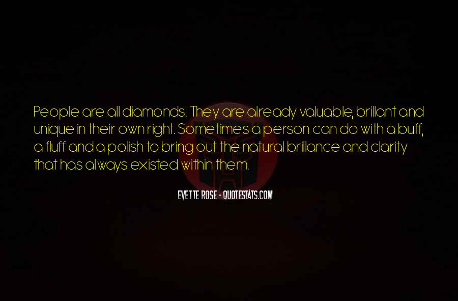 Quotes About Diamonds #13739