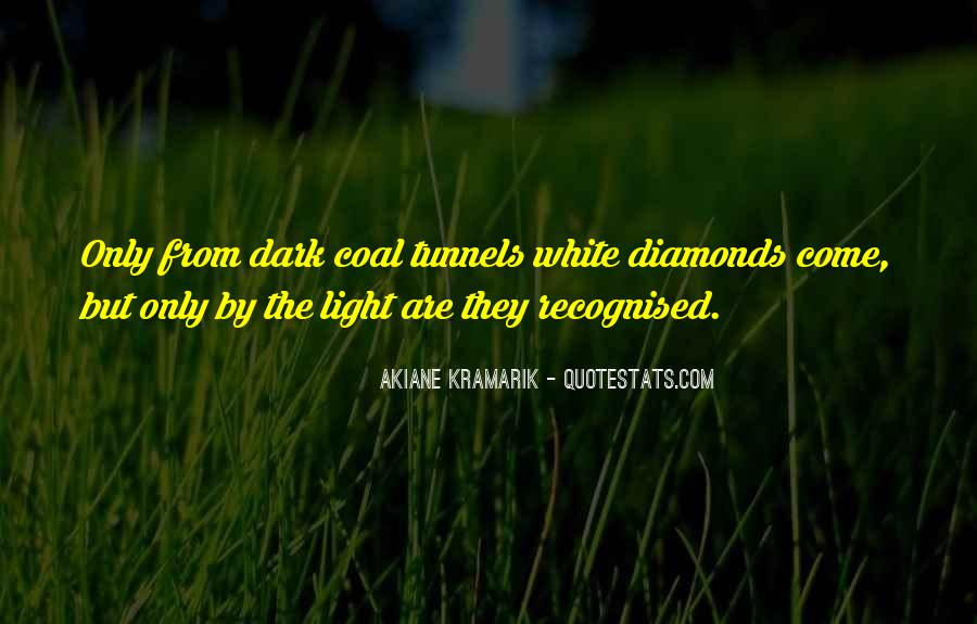 Quotes About Diamonds #171729