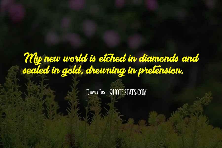 Quotes About Diamonds #17189