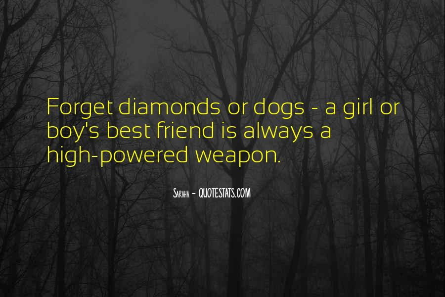 Quotes About Diamonds #196087